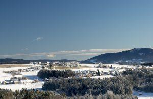 Winterlandschaft Göttelsberg