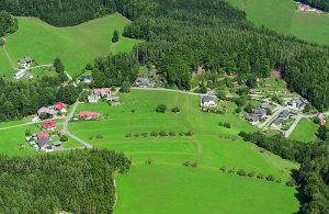 Luftbild Grillbichl